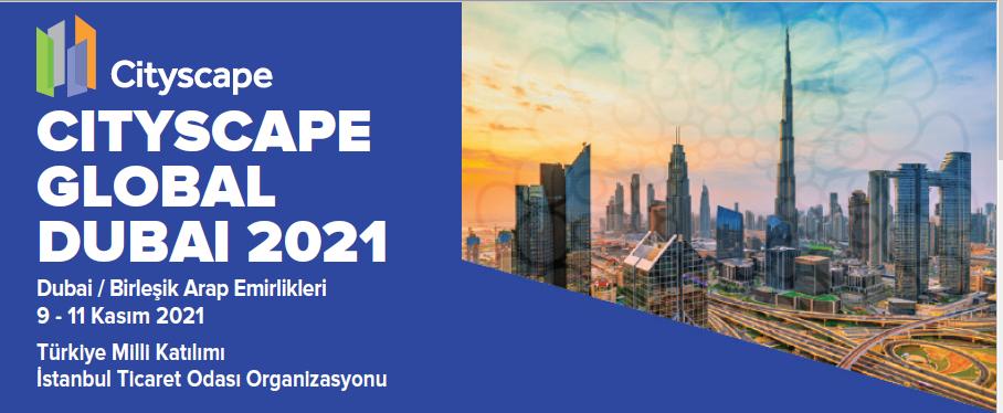 Cityscape Global Dubai 2021 Fuarı