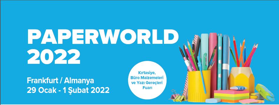 Paperworld 2021 Fuarı hakkında